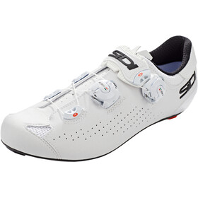 Sidi Genius 10 Shoes Men, white/white
